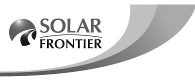 ソーラーフロンティア